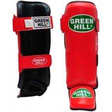 Защита голень + стопа Green Hill Guard SIG-0012