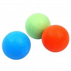 Набор мячиков-тренажеров для кисти Live Up GRIP BALL, 3 шт. 4 cм LS3311