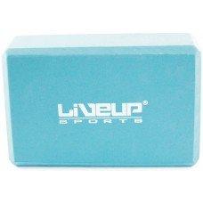 Блок для йоги LiveUp EVA BRICK LiveUp LS3233A-b
