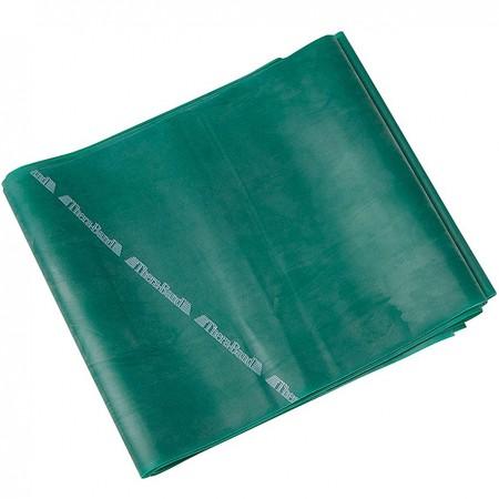 Эспандер-лента в чехле Thera-Band 2.5м Green - Heavy 12194