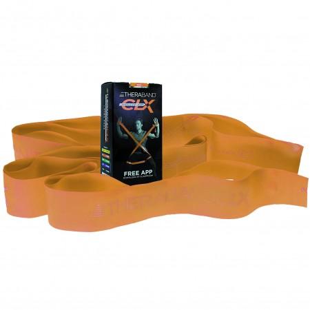 Эспандер-лента с петлями Thera-Band CLX 22,85м Gold - Max Heavy 12784