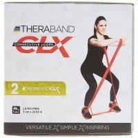 Эспандер-лента с петлями Thera-Band CLX 2,08м Gold - Max Heavy 13225