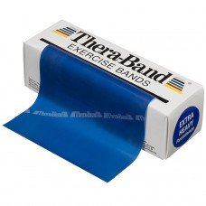 Эспандер-лента Thera-Band Blue - Extra Heavy 5,5 м 50050
