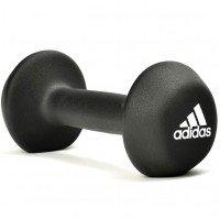 Гантель неопреновая Adidas 3 кг Black ADWT-10023