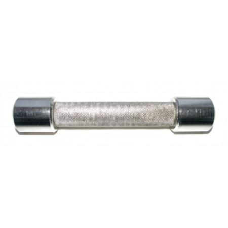 Гантели для фитнеса GB 2х 1,0 кг, хром 5031