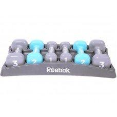 Гантельный набор Reebok 1-3 кг RAWT-11156