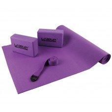 Набор для йоги LiveUp YOGA SET LS3240