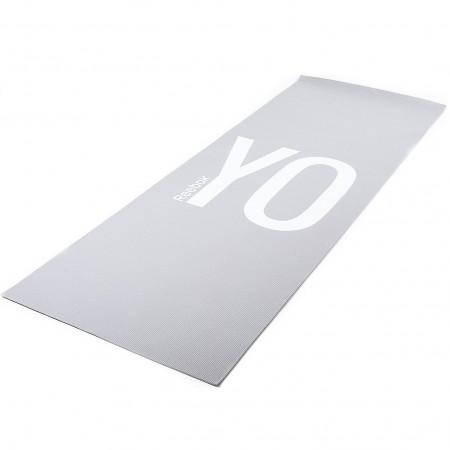 Коврик для йоги 4мм Reebok RAYG-11030YG