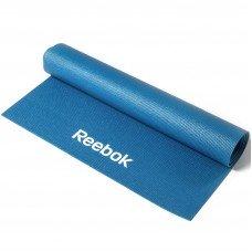 Мат для йоги 4 мм Reebok RAYG-11022BL