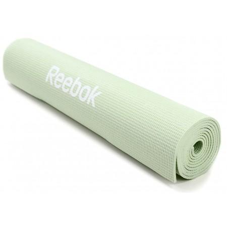 Мат для фитнеса 4 мм Reebok RAYG-11022GN
