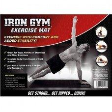 Мат для упражнений Iron Gym 6 мм IG00087