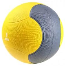Медбол Live Up MEDICINE BALL 1 кг LS3006F-1