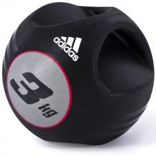 Медбол с захватом Adidas 3 кг ADBL-10412