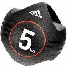 Медбол с захватом Adidas 5 кг ADBL-10413