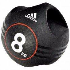 Медбол с захватом Adidas 8 кг ADBL-10414