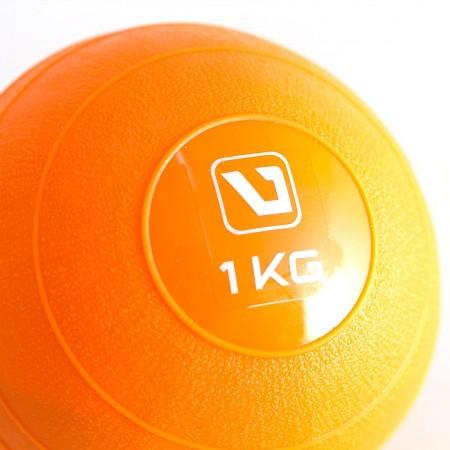 Медбол мягкий набивной 1 кг LiveUp LS3003-1