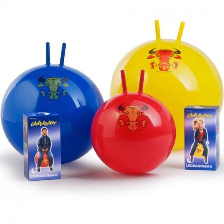 Мяч-попрыгун с рожками Big Globetrotter 53 см 4769