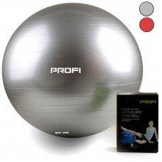 Мяч для фитнеса (фитбол) AntiBurst, Profi 75 см 1541
