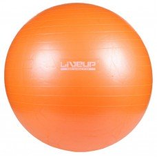 Фитбол Live Up GYM BALL 55 см Orange LS3221-55o