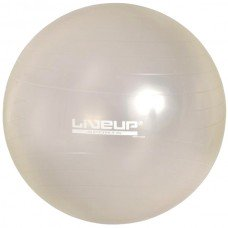 Фитбол Live Up GYM BALL 75 см Grey LS3221-75g