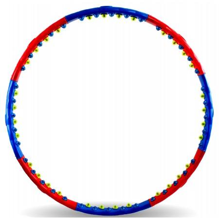 Обруч массажный Hula Hoop DOUBLE GRACE MAGNETIC JS-6003