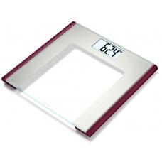 Весы диагностические напольные Beurer GS 170 Ruby