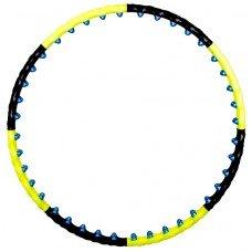 Обруч массажный антицеллюлитный Hoop Double Grace Magnetic JS-6001