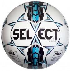 Мяч футбольный Select Royal IMS