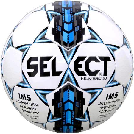 Мяч футбольный Select Numero 10 IMS 3737