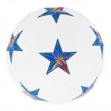 Мяч футбольный резиновый Vangard