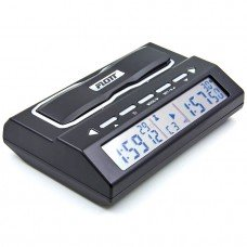 Часы шахматные электронные FLOTT F908