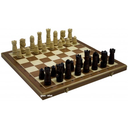 Шахматы Madon 106A Zamok large (585x585 мм) 4064