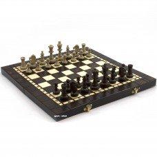Шахматы + шашки + нарды Madon 141 (400x400 мм)