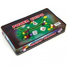 Покерный набор Profesional на 300 фишек IG-4394