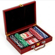Покерный набор на 200 фишек IG 6642