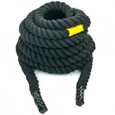 Канат для кроссфита 9м Combat Battle Rope UR R-6228-9 (хлопок)