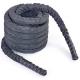 Канат для кроссфита в защитном рукаве 12м Battle Rope FI-5719-12