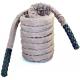 Канат для кроссфита в защитном рукаве 9м Battle Rope FI-5719-9