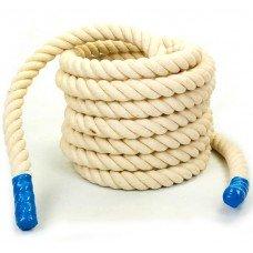 Канат для кроссфита 12м Combat Battle Rope UR R-6227-12 (хлопок)