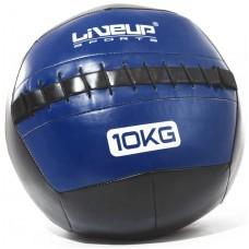 Мяч для кроссфита набивной 10 кг Wall Ball LS3073-10