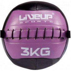 Мяч для кроссфита набивной 3 кг Wall Ball LS3073-3