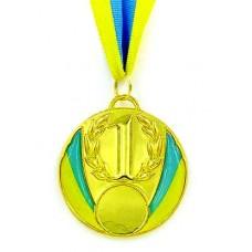 Медаль с украинской символикой C-4339-1 золото
