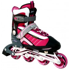Роликовые коньки Amigo Combo Comfortflex Pink
