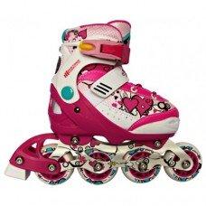 Роликовые коньки Explore Activa Pink