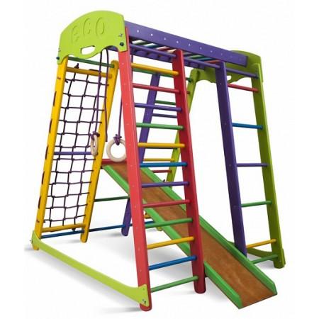 Детский спортивно - игровой комплекс Акварелька мини