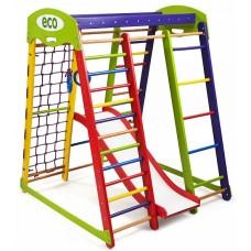 Детский спортивно - игровой комплекс Акварелька Plus 1