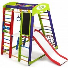 Детский спортивно - игровой комплекс Акварелька Plus 3