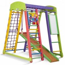 Детский спортивно - игровой комплекс Акварелька