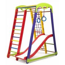 Детский спортивно - игровой комплекс Кроха 1 Plus 1