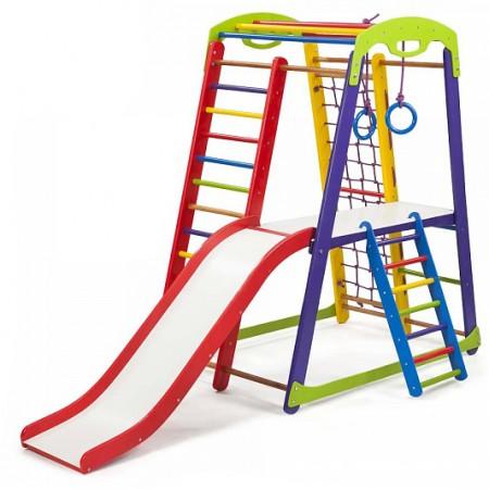 Детский спортивно - игровой комплекс Кроха 1 Plus 2